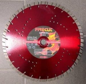 FIRECUT GIGA-UNIVERSE CX14 D350x14x20/25,4mm